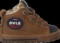 Bruine DEVELAB Hoge sneakers 41591  - medium