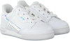 Witte ADIDAS Sneakers CONTINENTAL 80 EL I  - small