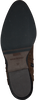 Bruine OMODA Enkellaarsjes 8557  - small