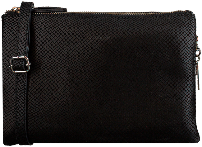 Zwarte LOULOU ESSENTIELS Clutch 04CLUTCH  - large