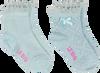 Blauwe LE BIG Sokken ISOLDE SOCK 2-PACK - small