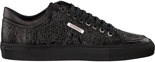 Zwarte ICEBERG Sneakers EIU3117R  - large