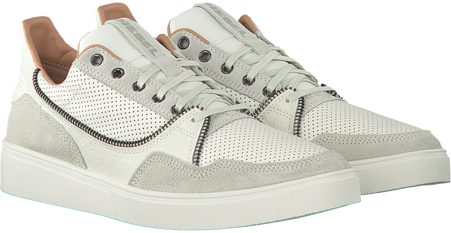 Witte DIESEL Sneakers FASHIONISTO  - large