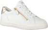 Witte HASSIA Sneakers BILBAO  - small