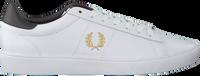 Witte FRED PERRY Lage sneakers B8255  - medium