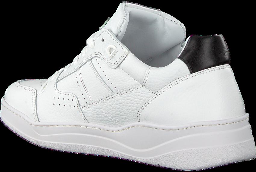 Witte VERTON Lage sneakers J5337 - larger