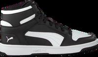 Zwarte PUMA Hoge sneaker REBOUND LAYUP SL JR  - medium