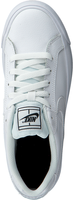 Witte NIKE Sneakers COURT ROYALE AC WMNS - large