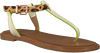 Witte INUOVO Sandalen 423026  - small