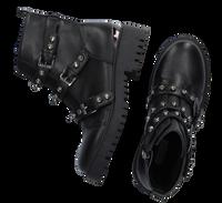 Zwarte GUESS Veterboots OCEA  - medium