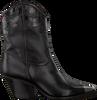 Zwarte NOTRE-V Enkellaarsjes A1360  - small