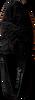 Zwarte MARIPE Instappers 25052  - small