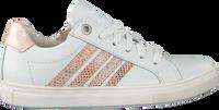Witte BRAQEEZ Lage sneakers LESLEY LOUWIES  - medium