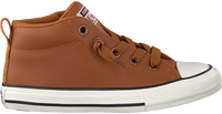 Cognac CONVERSE Sneakers STREET RED ROVER-MID  - medium