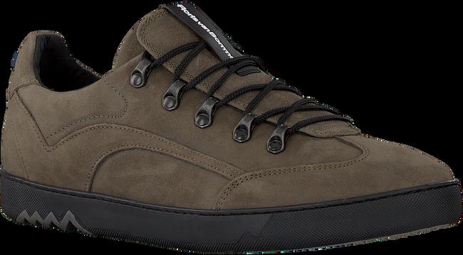Groene FLORIS VAN BOMMEL Lage sneakers 16464  - large