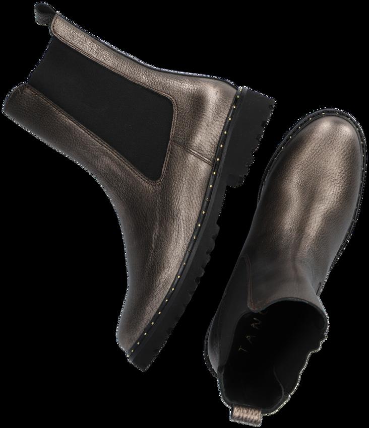 Gouden TANGO Chelsea boots BEE 511  - larger