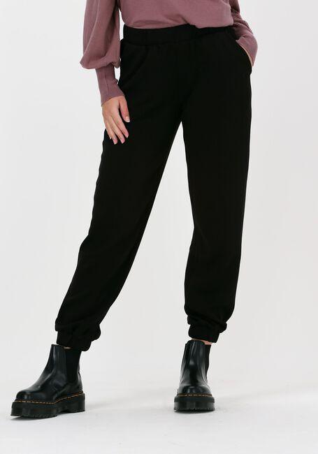 Zwarte MSCH COPENHAGEN Joggingsbroek IMA SWEAT PANTS - large