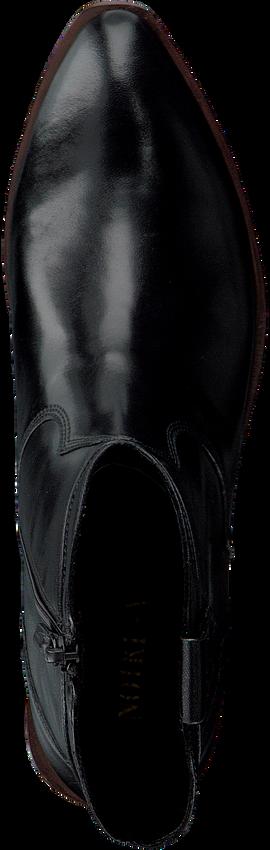 Zwarte NOTRE-V Enkellaarsjes AZ3103  - larger
