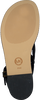 Zwarte MICHAEL KORS Sandalen PEARSON THONG  - small
