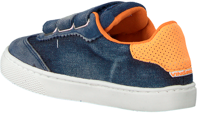 blauwe VINGINO Sneakers DANILO VELCRO  - large