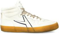 Witte ARCHIVIO 22 Hoge sneaker 267  - medium