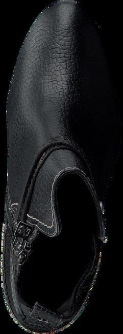 Zwarte FLORIS VAN BOMMEL Enkellaarsjes 85609 - large