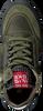 Groene RED-RAG Sneakers 15493  - small
