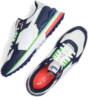Blauwe PUMA Lage sneakers R78 FUTR - medium