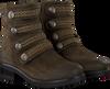 Groene SUPERTRASH Biker boots VASION  - small