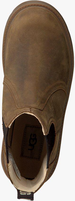 Bruine UGG Chelsea boots KIDS BOLDEN - larger