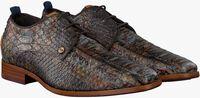 Bruine REHAB Nette schoenen GREG SNAKE FANTASY - medium