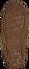 Cognac WARMBAT Pantoffels POLARFOX WOMEN SUEDE - small