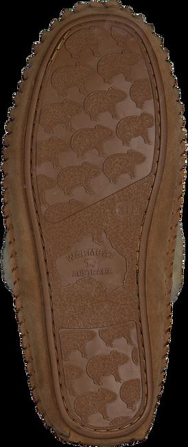 Cognac WARMBAT Pantoffels POLARFOX WOMEN SUEDE - large