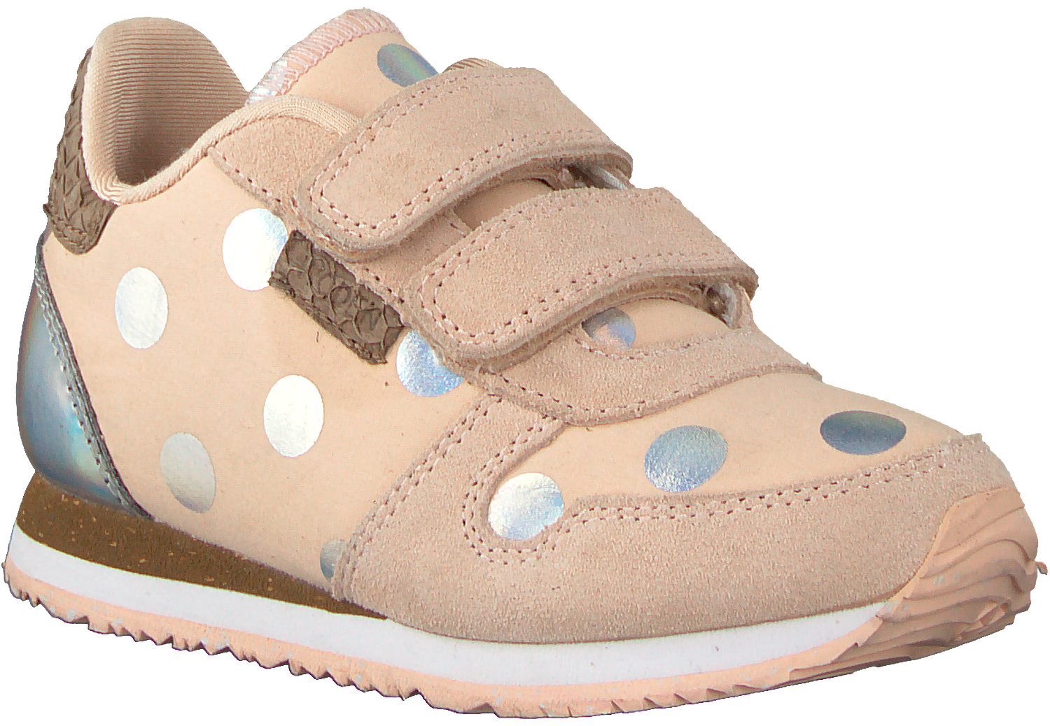 a8c695c1afc Roze WODEN Sneakers NORA DOT II KIDS. WODEN. Previous