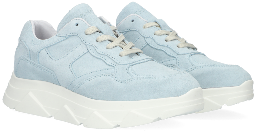 Blauwe TANGO Lage sneakers KADY FAT 10-BW  - larger