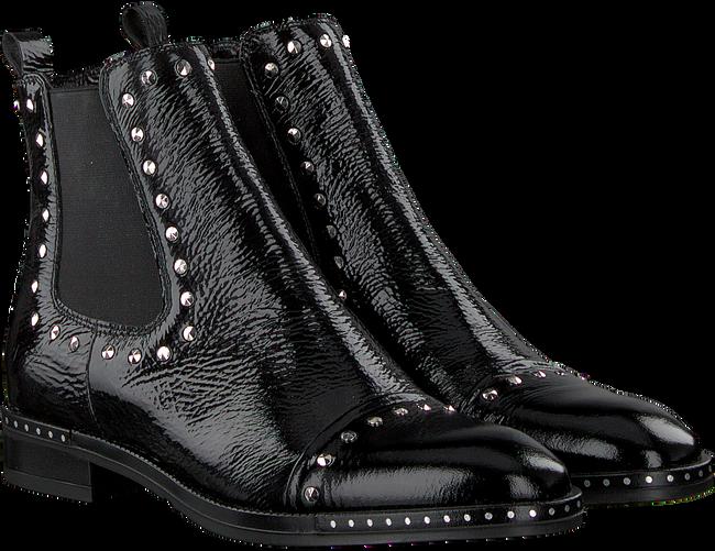 Zwarte OMODA Chelsea boots 86B002 - large