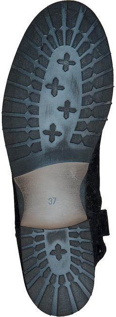Zwarte GIGA Lange laarzen 8615  - large