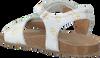 Witte CLIC! Sandalen CL GRASSFLAMINGO - small
