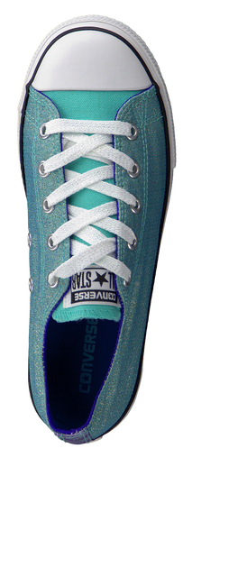 Blauwe CONVERSE Sneakers AS EAST COASTER SHINE  - large