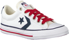 Witte CONVERSE Lage sneakers STAR PLAYER EV OX KIDS  - small
