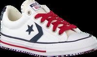 Witte CONVERSE Lage sneakers STAR PLAYER EV OX KIDS  - medium