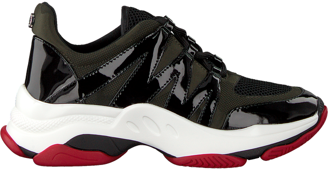 Zwarte STEVE MADDEN Sneakers MAXIMUS  - large