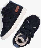 Blauwe TON & TON Hoge sneaker STEYN  - medium