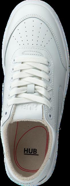 Witte HUB Lage sneakers BASELINE-W  - large