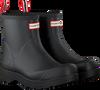 Zwarte HUNTER Regenlaarzen MENS ORIGINAL PLAY BOOT SHORT  - small