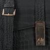 Zwarte GUESS Schoudertas ASHER SHOULDER BAG  - small
