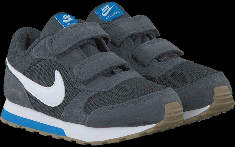 2a665b8da67 Grijze NIKE Sneakers MD RUNNER 2 KIDS LACE - Omoda.nl