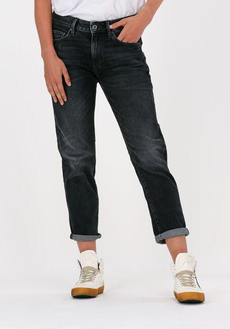 Grijze G-STAR RAW Mom jeans ELTO BLACK STRETCH DENIM  - large