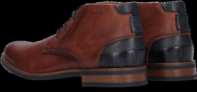 Cognac VAN LIER Nette schoenen SABINUS. - large