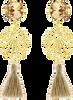 Beige JEWELLERY BY SOPHIE Oorbellen IBIZA EARRINGS - small